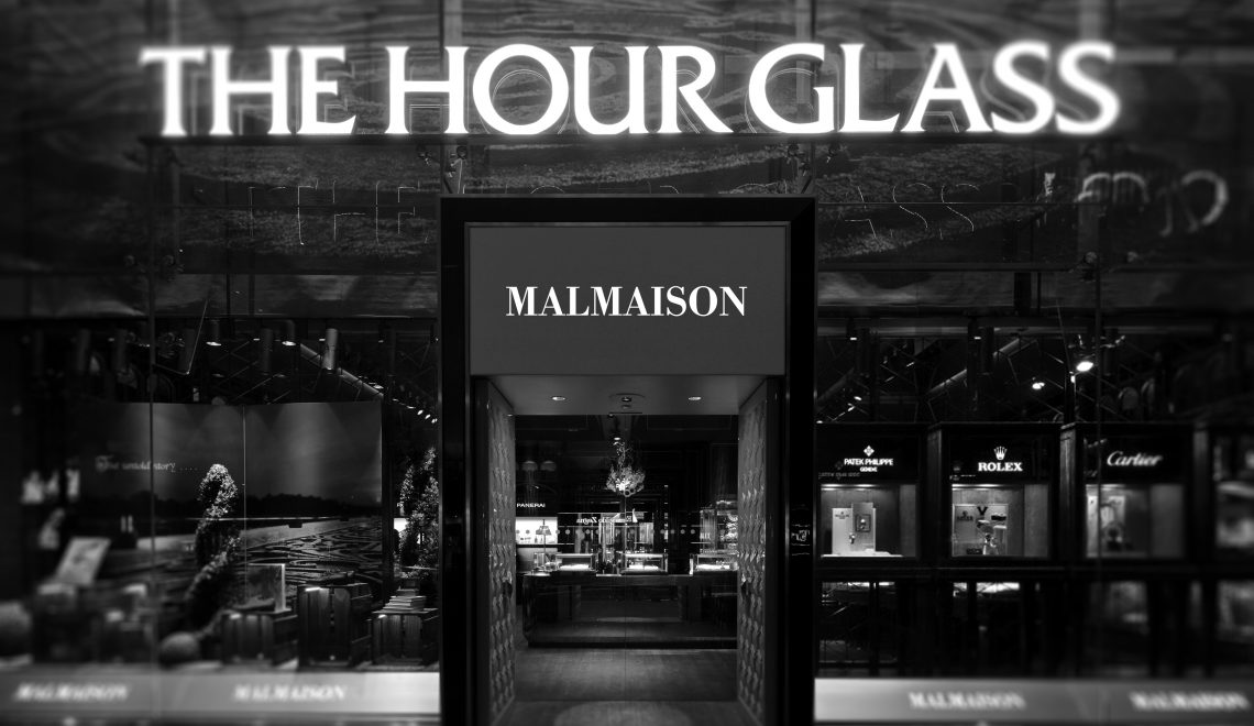 The Hour Glass Singapore©