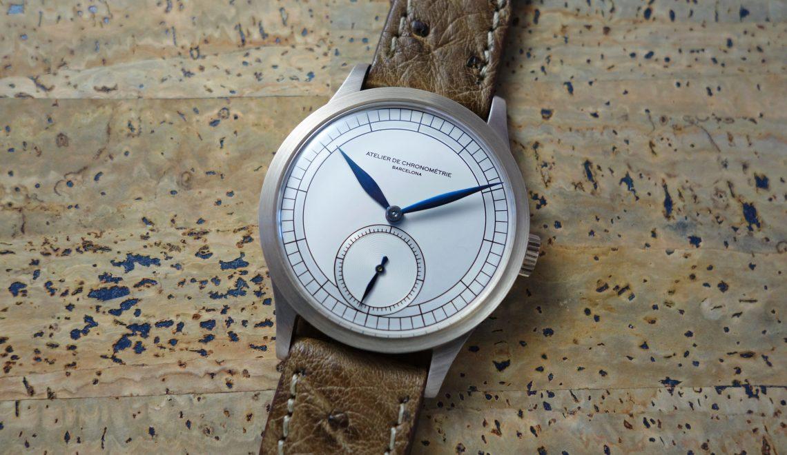 Observatoire Chronometer. Atelier de Chronométrie Barcelona©