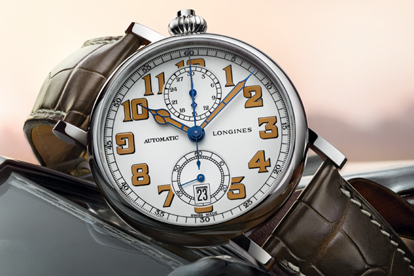 A smaller size for a piece of Longines Aviation History | The New Longines Avigation Watch Type A-7 1935
