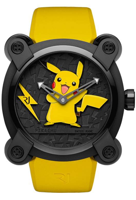 Romain Jerome Pikachu