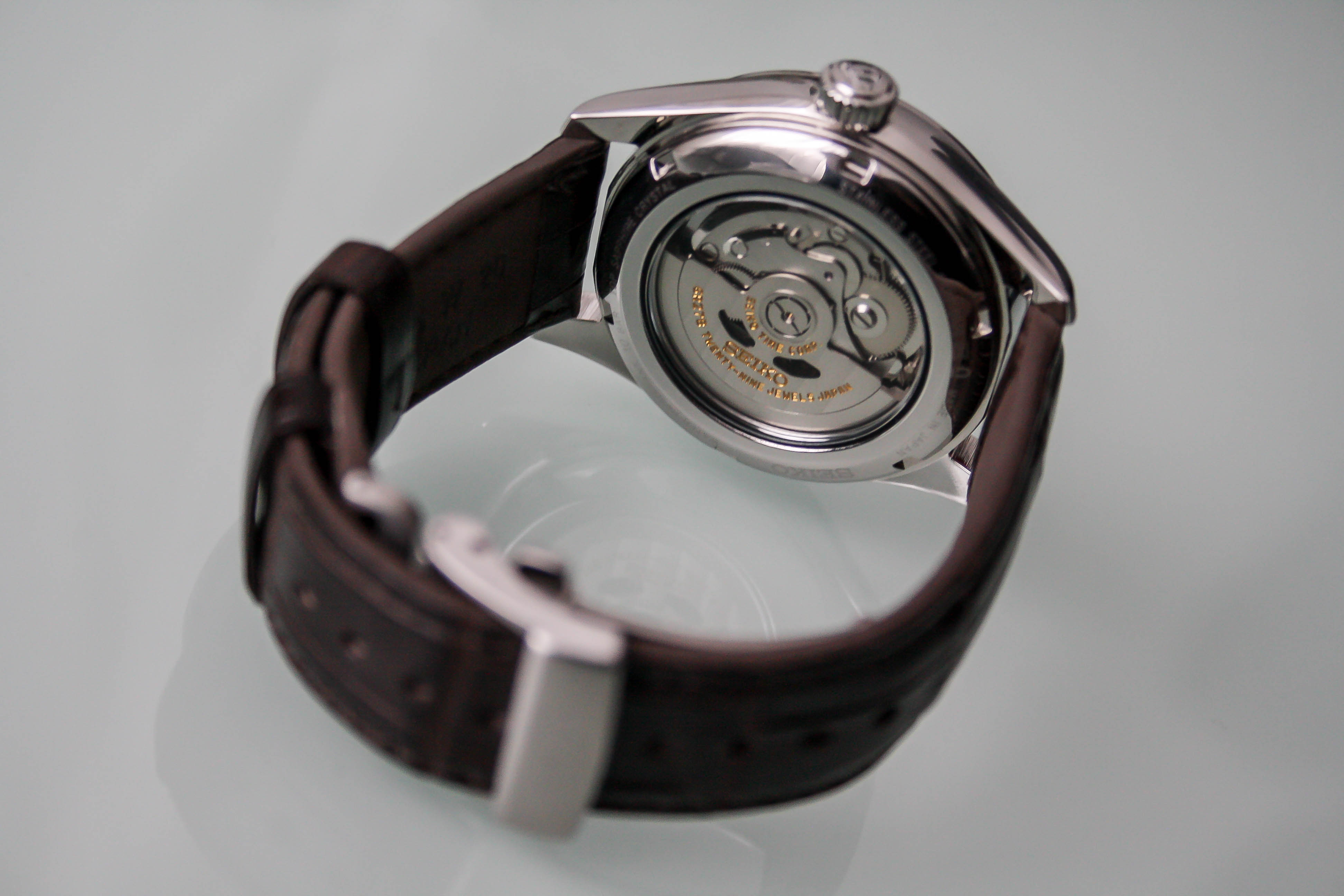 Watch this week | Seiko Presage multi-hand power reserve