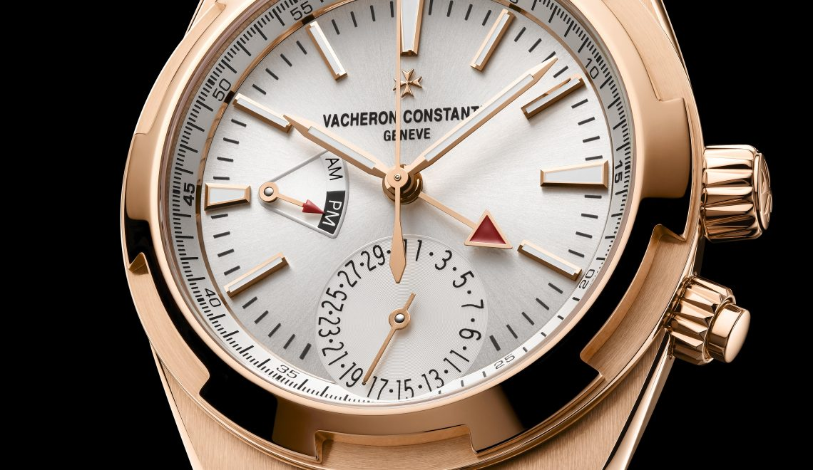Vacheron Constantin Overseas Dual Time SIHH 2018 House of Chronos