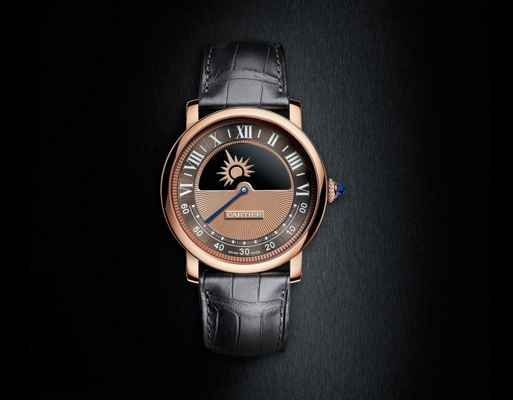 Cartier Ronde de Cartier Mysterious Day & Night watch House of Chronos