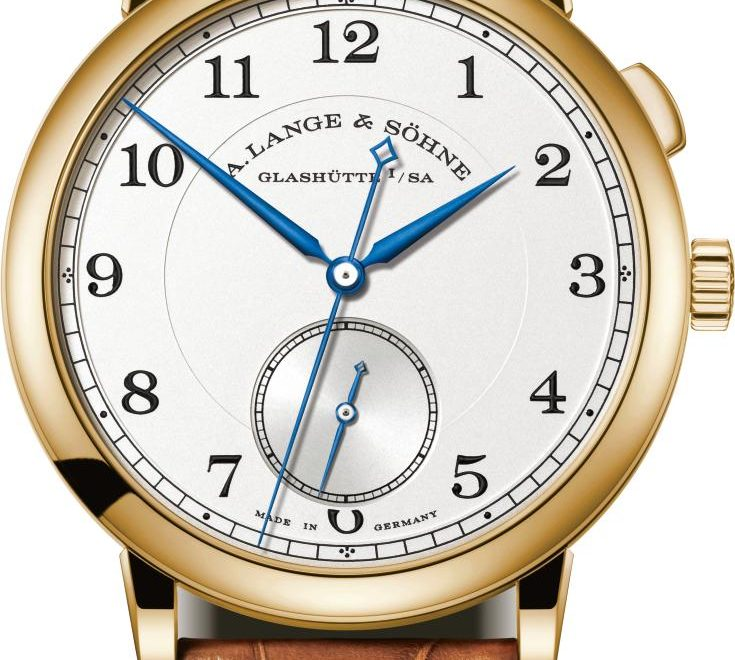 A. Lange & Söhne pays a tribute with their new 1815 'Homage to Walter Lange'