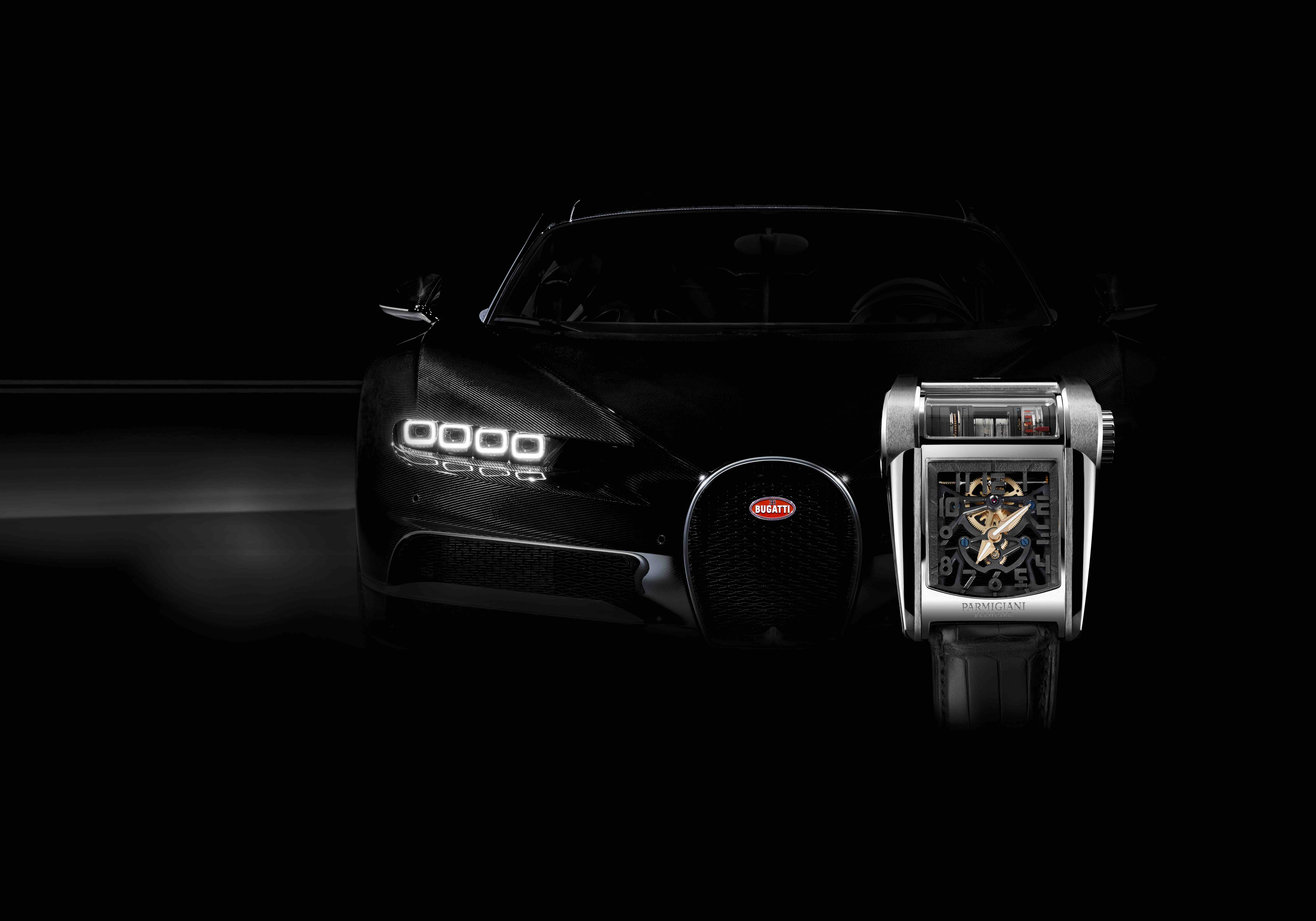 Parmigiani Bugatti Type 390 House of Chronos