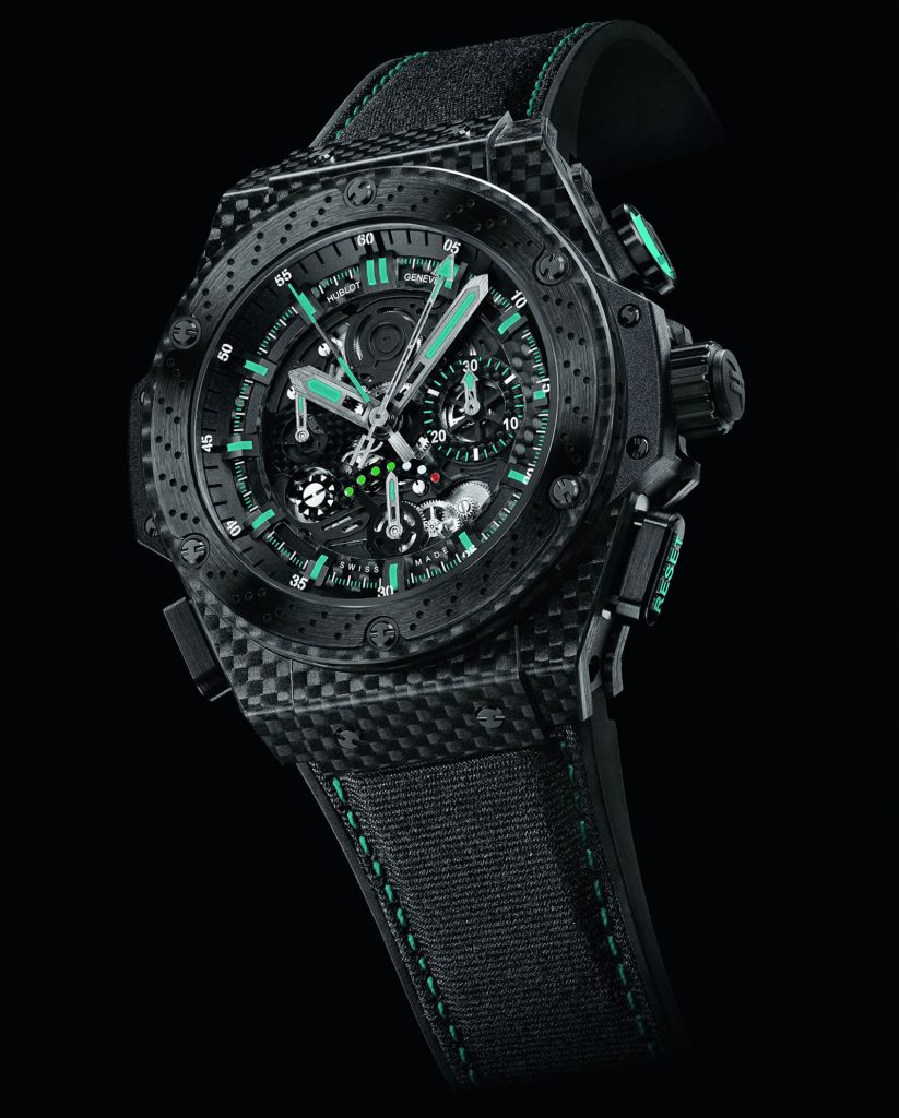 Hublot F1 King Power Abu Dhabi Limited Edition. Hublot©