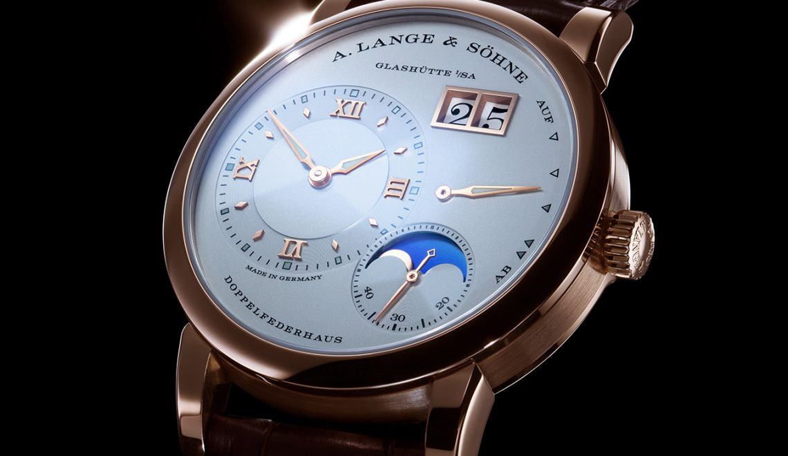 A new Moon is on its way | The new A. Lange & Söhne Lange 1 Moon Phase