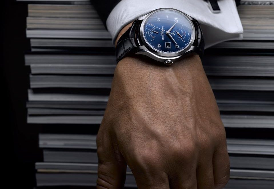 A new addition to a big family | the new Baume et Mercier Clifton GMT Power Reserve