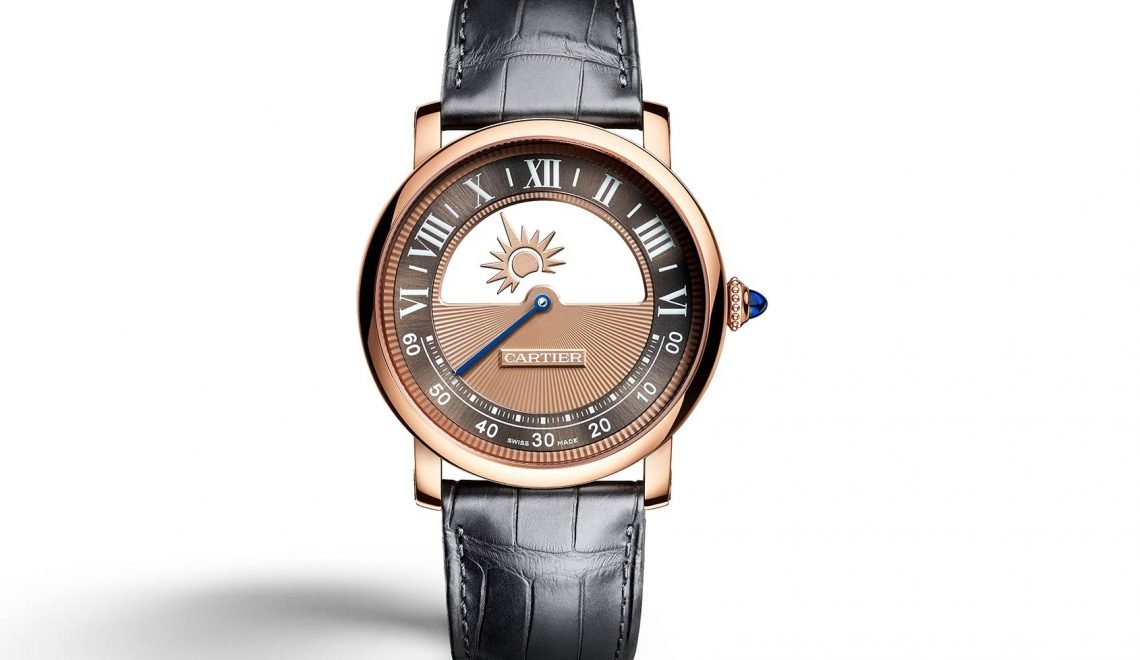 Cartier Ronde de Cartier Mysterious Day & Night watch House of Chronos